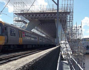 Scaffolding Bridges