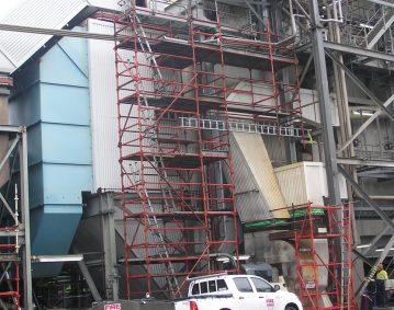 Rocky Point Green Power Scaffolding